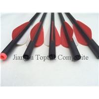 carbon fiber hunting arrow, 0.004 carbon fiber arrow