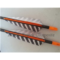 customized carbon fiber arrow, carbon archery arrow, hunting arrow