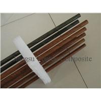wood surface carbon fiber arrow, carbon hunting arrow, archery arrow