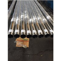 High precision seamless stainless steel pipe