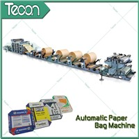 High-Speed Valve Paper Sack Production Line