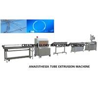 High precision medical anaesthesia tube making machine