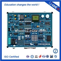 Microcontroller Comprehensive Experiment System,Vocational Training Equipment
