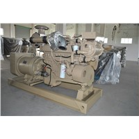 60HZ NTA855-DM Marine Diesel Genset For Sale