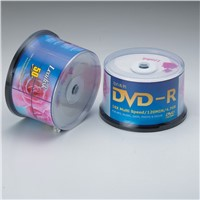 DVDR 8X/16X in 10/25/50/100PCS Cake Box leadisk cdr dvdr bulk