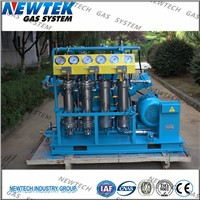 Oil Free High Pressure Oxygen Compressor (GOW-10/4-150) CE Approval