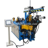 FUNS 3D CNC chipless pipe end bending  cutting machine, integrated hydraulic control