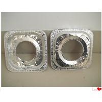 Household Aluminium Foil Burner Liner