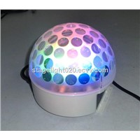 RGBW Mini Magic Ball LED Bar Light,4x3w Cute Disco Home Party Light