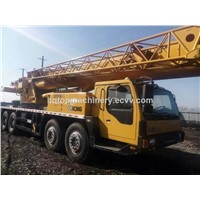 Used Truck Crane China Chinese XCMG QY50K Truck Crane Cheap