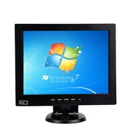 Brand New 12.1Inch TFT-LCD High Brightness VGA Input Standard Resolution Monitor