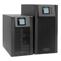 HA Series 1-3Kva Pure Sine Wave Double Conversion Online Tower UPS Power Supply