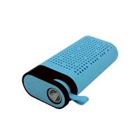 New Arrival Wireless Outdoor Portable Speaker With Flash Light and Power Supply by TF card support