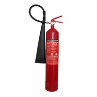 portable co2 fire extinguisher