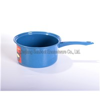 Milk Pot/milk pan /stock pot /enamelware /kitchenware /cookware