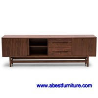 Classic Dining Room Sideboard 	Williams Credenza Sideboard