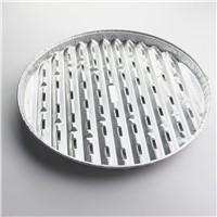 Hot sale aluminum food grade disposable bbq grill pan