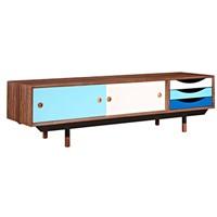 Modern design Living room TV stands Finn Juhl Media Unit