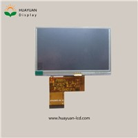 4.3 Inch Sunlight Readable LCD Display Touch Screen