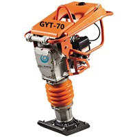 Vibratory tamping rammer for sand,soil and ground