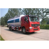 18000 cubic meters cement powder truck