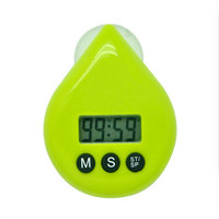 Promotional Plastic Water Drop Shaped Timer