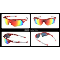 Windproof Sport Bike Bicycle Driving Sunglasses Volleyball Glasses