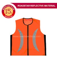 Hi-Vis reflective safety vest, conforms to EN 471