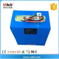 Battery lithium type 12 volt 65AH for PV system