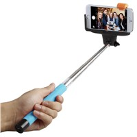 Hot Selling Bluetooth Selfie Sticks Extendable Wireless Monopod for All Smartphones (FWS001)