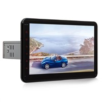 In Dash 10.1 Inch Android Car GPS for VW