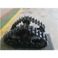 small rubber track system ZYW-130 for small vehicles