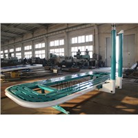 TARGET European Standard Car Auto Body Frame Machine