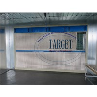Yantai TARGET Commercial Paint Booth/Used Furniture Paint Booths for Sale