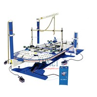 CE Approved Factory Price Auto Body Frame Machine / Car Bench / Heavy Truck Repair Equipment