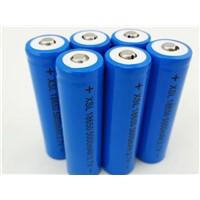 3.7v 1600mah-2800mah 18650 Li-ion Batttery Lithium Ion Battery 18650 Battery Pack
