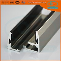 China Factory Coated Kitchen Cabinet Extrusion Aluminium Frame