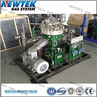 Diaphragm Compressor Acetylene Compressor Helium High Pressure Compressor CE