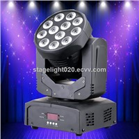 12x10w RGBW 4 in 1 Cheap Price LED Light Party Wedding