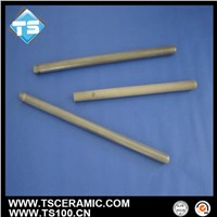 reaction sintering Si3N4 thermocouple protection tube for aluminum foundfy