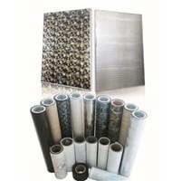 Heat Transfer Film For Aluminum/Glass/Rigid PVC boards/Plastic