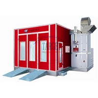 Environmental Car Spray Booth/ Target Auto Paint Booth with CE