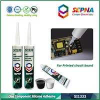 Fast Curing RTV Black Silicone Filling Adhesive SI1333