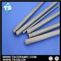 gas pressure sintering Si3N4 protection tube for thermocouple