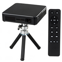 2016 Hot selling Mobile Smart DLP Micro Mini Projector
