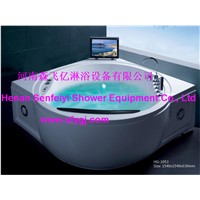Acrylic massage bathtub with Good quality and service SFY-HG-1053