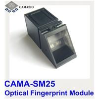cama sm25 optical serial fingerprint reader