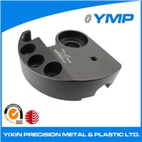 CNC  Milling  Aluminum Oxide Laser Mechanical Parts