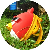3D Simblation Toys Bags