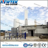 Liquid High Purity Nitrogen Plant Nitrogen Gas Plant Small Investment